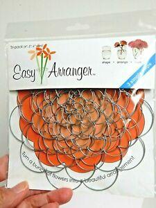 Easy Arranger Tri-pack Flower Vase Bendable Grids NIP