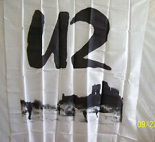 U2 1985 Unforgettable Fire White Wall Hanging Tapestry