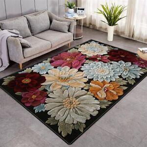 Home Rugs Living Room Bedroom Area Rug Carpet Floor Mat Indoor Entrance Doormat