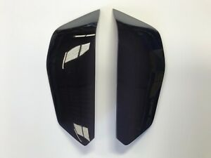 Slipscreens Full Headlight Protector to fit KTM 125 duke 2017 2021 dark tint