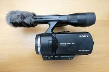 SONY Handycam NEX-VG20 SEL E Film Cinematic PAL 1080p HD Camcorder (VG10, VG30)