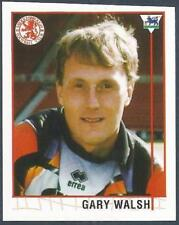 MERLIN 1996-PREMIER LEAGUE 96 - #484-MIDDLESBROUGH-GARY WALSH