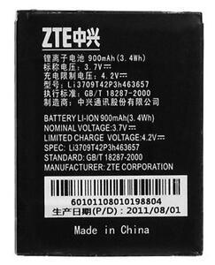 NEW OEM ZTE Li3709T42P3h463657 F290 N281 Z221 Z222 Z223 MIAMI Original Battery