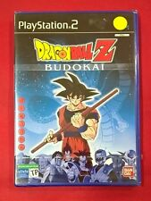 Dragonball Z Budokai - PLAYSTATION 2 - PS2 - NUEVO