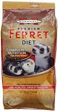 Marshall Premium Ferret Diet Food Healthy Nutrition Care Supplies Pets Pet 7-Lb