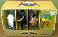 Horse Stable Toy - Three Horses & Five Accessories - Pony Club ** GREAT GIFT **