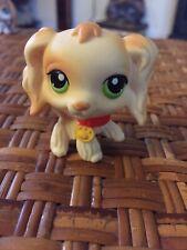 Littlest Pet Shop- Cocker Spaniel Pup- Green Eyes