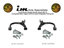 Fits Range Rover Sport 05-13 Rear Left+Right Upper Suspension Arms +Fittings