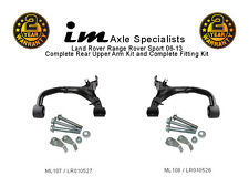 Range Rover Sport 05-13 Rear Left+Right Upper Suspension Arms +Fittings wishbone