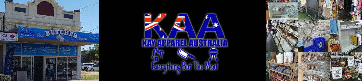 Kay Apparel Aprons Butcher Supplies