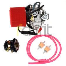CARBURETOR W/ FILTER FUEL LINE INTAKE FOR Coolster ATV-3150B 3150A 3150D Quad