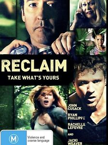 Reclaim DVD Region 4 NEW