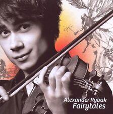 """ALEXANDER RYBAK """"FAIRYTALES"""" CD NEW+"""
