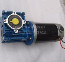 1PCS GW80170 12V 12rpm 300kg.cm Large-Torque Worm Gear Motor Gear Box Motor