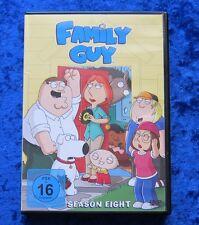 Family Guy Season 8, DVD Box Staffel