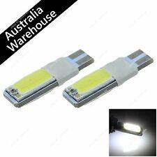 Pair T10 194 1250 2x 24 chips COB LED PCB White Car Lights Clearance Lamp Bulb
