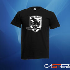 Camiseta fox hound metal gear foxhound (ENVIO 24/48h) VARIOS COLORES