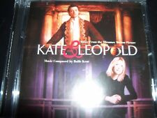 Kate & Leopold Music From The Motion Picture Soundtrack CD – Like New
