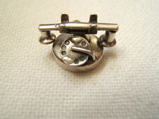 New listing Vintage Sterling Silver Charm Rotary Phone