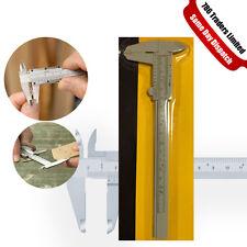 "New Vernier Caliper Gauge Calliper Sliding Measuring Height Tool | 6"" 15cm Tool"
