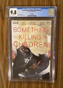 Something is Killing the Children #2 (CGC 9.8) - 3rd Print - Rare 🔥 🔑 🔥