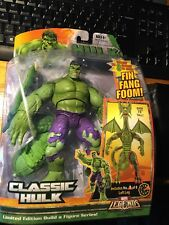 Marvel Legends CLASSIC Hulk Fin Fang Foom BAF Series NIB