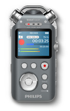 Philips VoiceTracer Audio recorder DVT7500 NEW IN BOX AUTHORIZED DEALER!