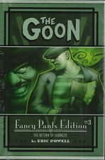 THE GOON FANCY PANTS LIMITED ED VOL. 3 HC GN TPB SIGNED ERIC POWELL SEALED NEW