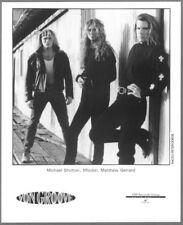 Rare Von Groove Circa 1992 Chrysalis Records Pro Photo