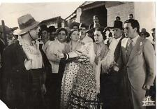 Pablo Hertogs María del Pilar Lebrón in El gato montés 1936 movie photo 7639