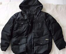 NWOT $895 Polo Ralph Lauren Men's Turin Down/Wool Parka Coat Jacket Black Sz 2XL