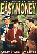 DVD Easy Money: Onslow Stevens Kay Linaker Noel Madison Barbara Barondess