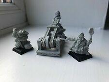 Warhammer Fantasy AoS Dwarves Dwarf Grudge Thrower and Crew