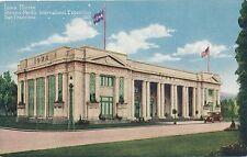 1915 Panama-Pacific International Exposition Iowa House