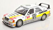 1:18 Solido Mercedes 190E EVO 2 #65, DTM Schumacher 1990