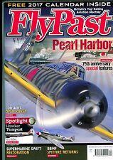 Flypast Magazine 2016 December RAF Phantom,Pearl Harbor,Tempest,Swift,Corsair