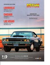 1969 DODGE SUPER BEE 440-6  ~  GREAT AUCTION AD