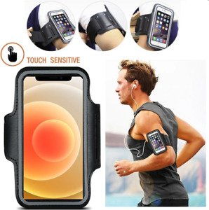 Sports Arm Band Mobile Phone Holder Running Gym Armband Exercise All Phones