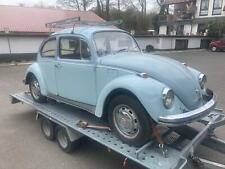 vw käfer oldtimer 1967 automatik schräglenker zur restauration
