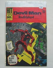 Hit Comics (BSV, Gb.) Nr. 34 (Z1-2) Devil-Man