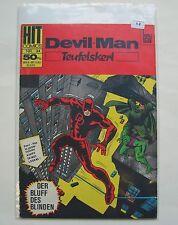 HIT COMICS (OFAS, GB.) N. 34 (z1-2) Devil-man