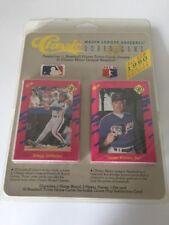 Classic Major League Baseball Trivia Board Game Travel Edition 1990 Misb