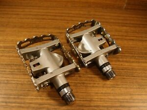 2000s Shimano Deore pedals PD-M324  9/16'' for MTB