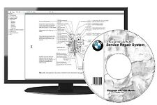BMW TIS WDS ETK EPC OEM Service Workshop Maintenance Repair Manual 1982-2008