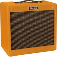 Fender Pro Junior IV 15W 1x10 Tube Guitar Combo Amplifier Lacquered Tweed LN