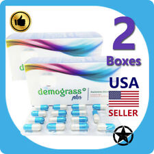 2 (Two) Boxes if Demograss Plus - Weight Loss Supplement - Always a Fresh Batch
