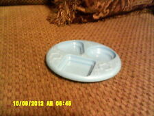 Replacement Fisher Price Laugh & Learn BLUE Dessert Plate ~