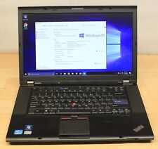 Lenovo Thinkpad T520i (4239CTO) with Windows 10 Pro Installed