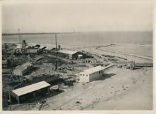 LE VERDON SUR MER 1930 - Construction Môle d'Escale Port Bordeaux Gironde - 16