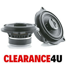 "Focal IFBMW-C BMW X1 1,3 Series 4"" 2 Way Factory Fit Upgrade Custom Car Speakers"